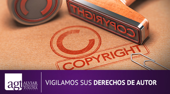 Sello de Registro de Marca Copyright